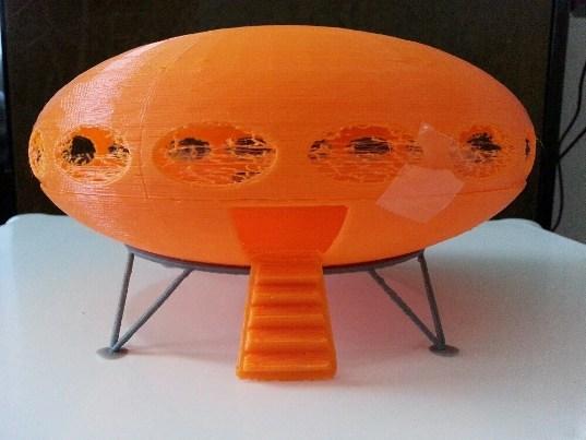 Len Reitlep - Futuro Model