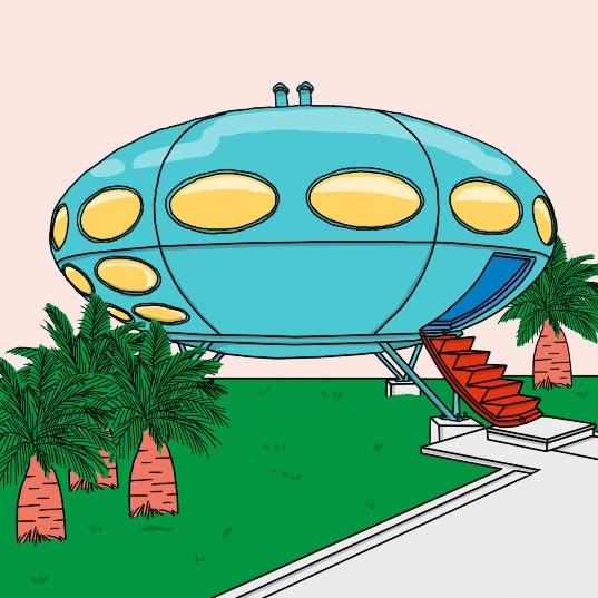 Miriam Persand - Futuro House