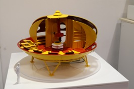 Futuro Model - New Blades Gallery - 2