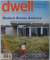 Dwell October/November 2004 Cover