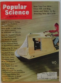 Popular Science 1970 Cover