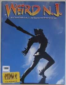 Weird N.J. Issue 36 May 2011 Cover