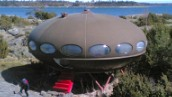 Futuro House, Storbroskar, Aland Islands, Finland