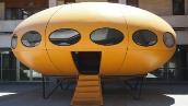 Futuro House, University Of Canberra, ACT, Australia