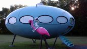 Futuro House, Danvers, Illinois, USA