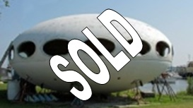 Futuro House, Greenwich, New Jersey, USA