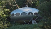 Futuro House, Los Angeles, California, USA