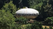 Futuro House, Limni, Corfu, Greece