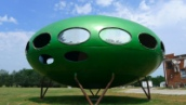 Futuro House, Livingston, Illinois, USA