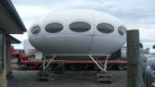 Futuro House, Harewood, New Zealand
