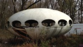 Futuro House, Media, Pennsylvania, USA