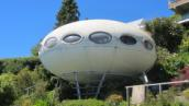 Futuro House, Stepneyville, Nelson, New Zealand