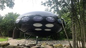 Futuro House, Nevlunghamn. Norway