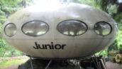 Futuro House, Niedernhausen, Germany