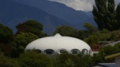 Futuro House, Pohara, New Zealand