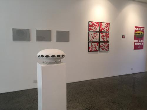 Daniel Soma Exhibition - Installation Photos 2